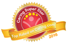 Pacifica Senior Living - Regency is a Caring Super Star of 2016